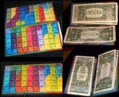Plastic Canvas Magic Wallet | Craftsy
