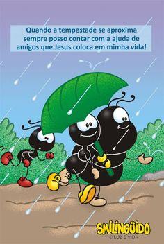 REDE MISSIONÁRIA: QUANDO A TEMPESTADE DE SE APROXIMA...