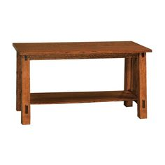 Chelsea Home Lancaster Sofa Table with Shelf - $719 @hayneedle.com