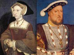 Henry VIII and Jane Seymour