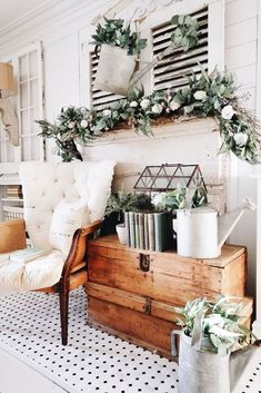 339 Best Spring Decorating Ideas images in 2019   Balsam ...