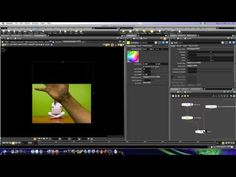 ▶ SideFX Houdini Tutorial Unscripted : Keying A Green Screen - YouTube