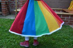 Lottis Drehkleid für Kinder und Puppen