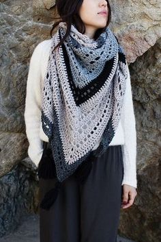 With a light and airy deign, this wrap is drapey and rich looking and provides the perfect amount of warmth for a cold morning or evening. Which makes it perfect for this season when the weather is so undecided. Some days are rainy, some days are cold, some days are really warm and colorful and …