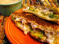 Soup Spice Everything Nice: Crab and Avocado Sandwich