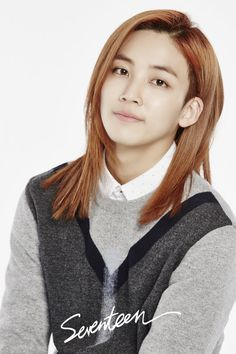 Jeonghan <3 <3 <3 <3 <3 <3 He looks really young in this pic