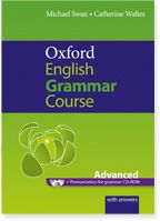 Oxford English Grammar Advanced - interactive games and exercises. Copyright © Oxford University Press, 2015.