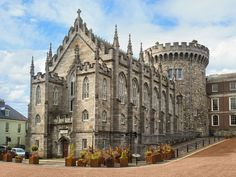 This is The Chapel Royal, the church in Dublin Castle ☘