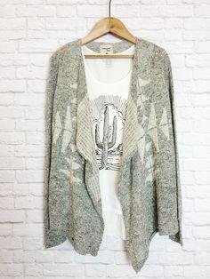 Totem Sweater Cardi