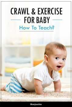 How To Teach Your Baby To Crawl And Exercise? How do you ensure that she crawls correctly? What are the benefits of crawling? Read our post here and get the answers to these questions here.