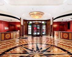 Hilton London Paddington hotel - Hotel Lobby