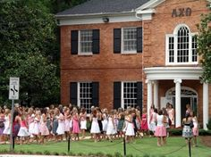 The Ultimate Guide to Sorority Recruitment: Part 1