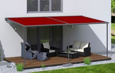 Markilux Pergola 110 / 210 Awning for Patios #garden #design