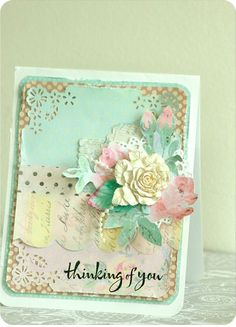 beautiful card! would love to receive this!