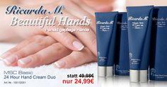 Die verdiente Pflege für Ihre Hände jetzt im Duo für 24,99 €.