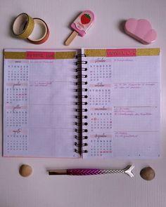 Future log. Inpiração de bullet journal. começou o #BulletJournal2020 Então segue como está ficando o meu para te inspirar. planejamento tarefas e metas. planejamento anual. #planner organização de tarefas Bujo, Bullet Journal, Planner, Notebook, Daily Planning, Yearly, Goals, Notebooks, Scrapbooking