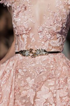 Zuhair Murad Couture S/S 2015