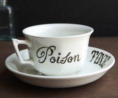 Poison Teacup