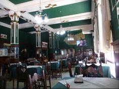 URUGUAY | Y si pasas por la Ciudad Vieja, una de las opciones para cafetería, sandwiches, minutas, boccatas..La Catedral de los Sandwiches
