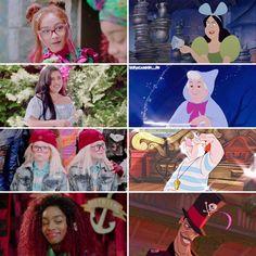 Descendants Pictures, Descendants Characters, Disney Channel Descendants, Disney Descendants 3, Descendants Cast, Funny Disney Jokes, Disney Memes, High School Musical, Disney And Dreamworks