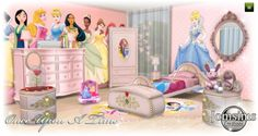 Once Upon a time kidsroom at Jomsims Creations