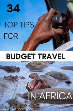 My Top Budget Tips for Travelling Africa on a Budget Big World Small Pockets Travel Advice, Travel Guides, Travel Tips, Travel Essentials, Africa Destinations, Travel Destinations, Cheap Travel, Budget Travel, Le Far West