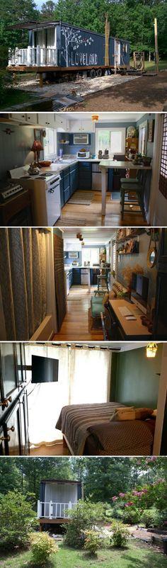 Quien no podría amar esta casa pequeña ? Diseño Maravilloso y hermoso [de los mejores que he visto]