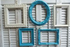 Set of 5 Grouping of Shabby chic Cottage by RusticPrairieCottage, $30.00