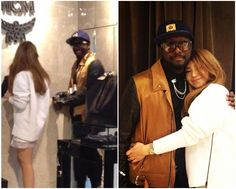 CL goes shopping with Will.I.Am