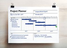 This modern printable project planning sheet is perfect to get you organized on those complex projects. Simply print the PDF on or letter sized paper, start writing in tasks and colour out the days Study Planner, Project Planner, Goals Planner, Planner Pages, Printable Planner, Weekly Planner, Bujo, Student Agenda, Gantt Chart