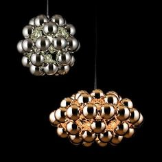 Beads Pendant Light by Winnie Lui - OCTA and PENTA in 4 Colours