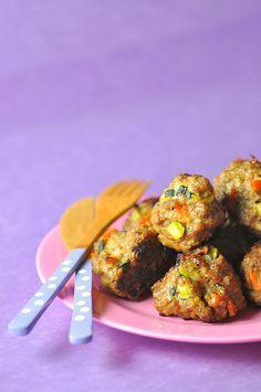 polpette colorate di carne con verdure! by streghettaincucina,             #recipe     #juliesoissons