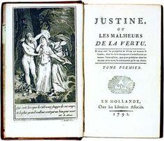 Justine - by MARQUIS DE SADE