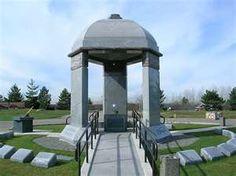Jimi Hendrix grave (Renton, WA)