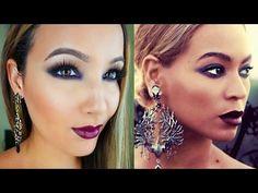 Beyonce Inspired Makeup Tutorial