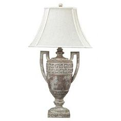 Add Classical Appeal To Your Master Suite Or Living Room With This Urn