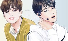 BTS Jimin fan art