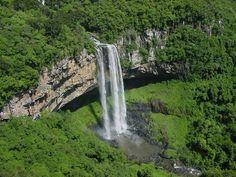 ✿⊱❥ Cascata Caracol em  Canela, Rio Grande do Sul, Brazil
