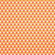 monaluna diamond pattern sunrise organic knit fabric - Knit Fabric - Fabric - kawaii shop modeS4u