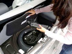 #TipsViales Es importante revisar correctamente la presión de inflado de los cauchos de tu vehículo, pero algo que con frecuencia olvidamos es revisar la presión del caucho de repuesto. Recuerda que debe estar a punto para cualquier eventualidad. ¡No son 4 cauchos… son 5!