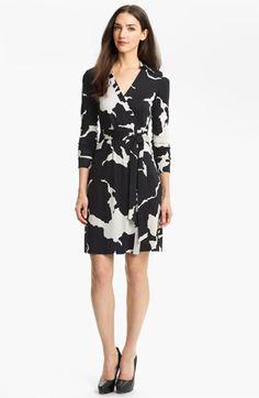 Diane von Furstenberg 'New Jeanne 2' Dress | Nordstrom--cannot resist her wrap dresses!