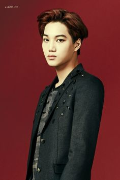 Kai ♡ #EXO // IVY Club , Back to School