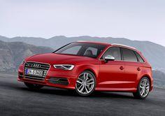 Audi's all new S3 Sportback will arrive in Australia in December 2013.