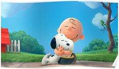 Snoopy and Charlie Brown The Peanuts Movie Official HD Trailer Snoopy Love, Snoopy E Woodstock, Charlie Brown Und Snoopy, Charlie Brown Christmas, Merry Christmas, Cartoon Wallpaper, Snoopy Wallpaper, Brown Wallpaper, Peanuts Snoopy