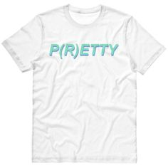 Pretty Petty Shirt, Drama Queen, Tumblr Shirt, Kawaii Aesthetic Pastel... ❤ liked on Polyvore featuring tops, pastel tops, white shirts, pastel shirts, punk shirts and punk tops