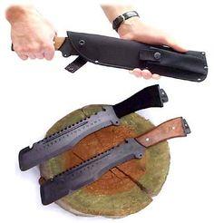 Another Soviet knife