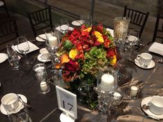 Centerpiece Bar Mitzvah, Event Design, Florence, Centerpieces, Table Settings, Bat Mitzvah, Center Pieces, Place Settings, Florence Italy