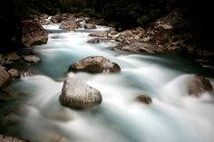 New Zealand #river #landscape #picture #traveling #zealand #photography