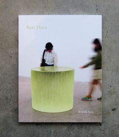 New Artists' Book: Roni Horn / Aveek Sen, 2014. Published on the occasion of the exhibition Roni Horn: The sensation of sadness at having slept through a shower of meteors, held at Kukje Gallery, Seoul, May 20 - July 22, 2014.