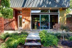 Groveland House - contemporary - exterior - dallas - A.GRUPPO Architects - Dallas